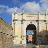 Porta Adriana, Ravenna, Italy