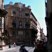 Quattro Canti, Palermo, Sicily, Italy