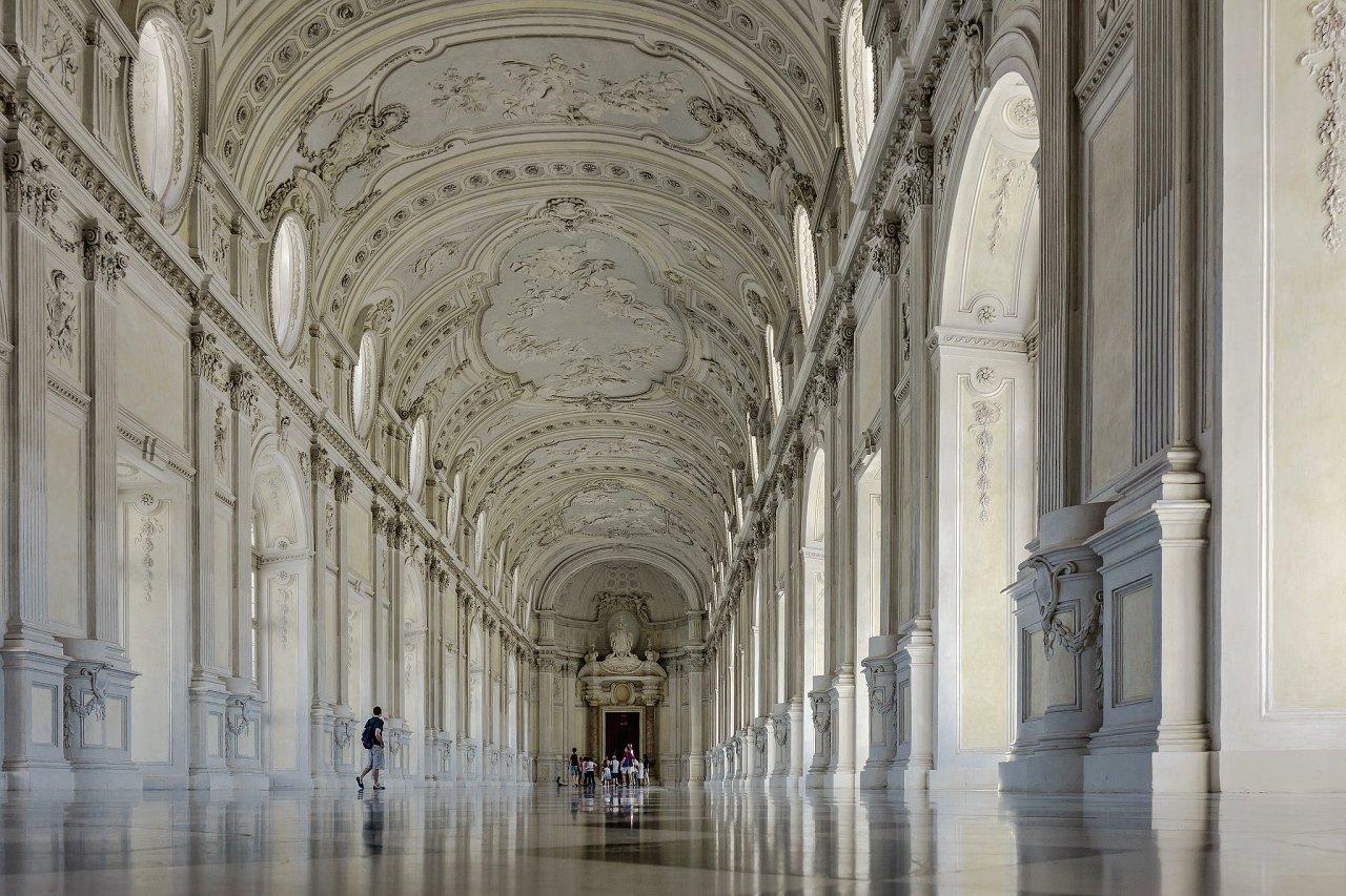 Reggia di Venaria Reale, Turin, Piedmont, Cities in Italy