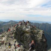 Rysy, Tatra mountains, Slovakia
