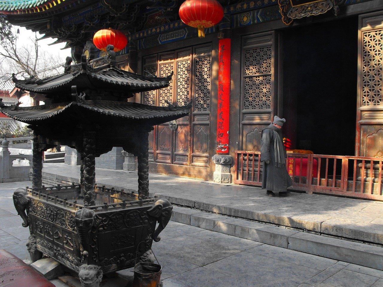 Shaolin Temple, China