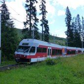 Tatra Electric Railway, Tatra Mountains, Slovakia