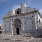 Tempio Malatestiano, Rimini, Italy