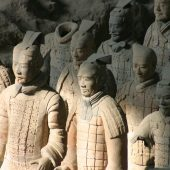 The Terracotta Army, China - 1