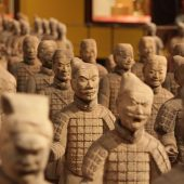 The Terracotta Army, China - 2