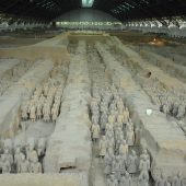 The Terracotta Army, China - 4
