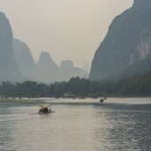 The Li River, China