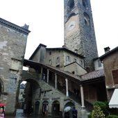 Torre del Campanone, Bergamo, Lombardy, Cities in Italy
