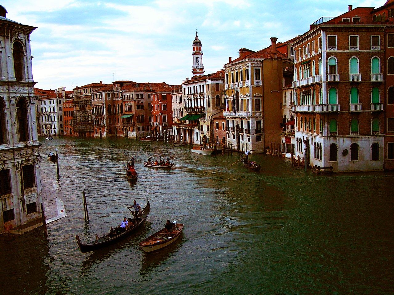 Venice, Cities in Italy