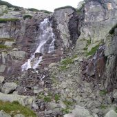 Waterfall Skok, Tatra Mountains, Slovakia