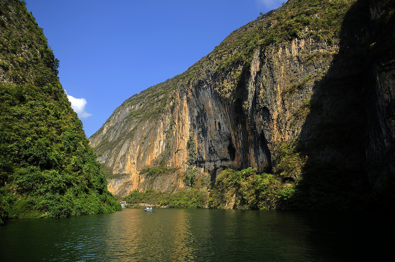 Yangtze River, China – 1