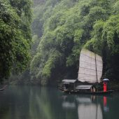 Yangtze River, China - 2