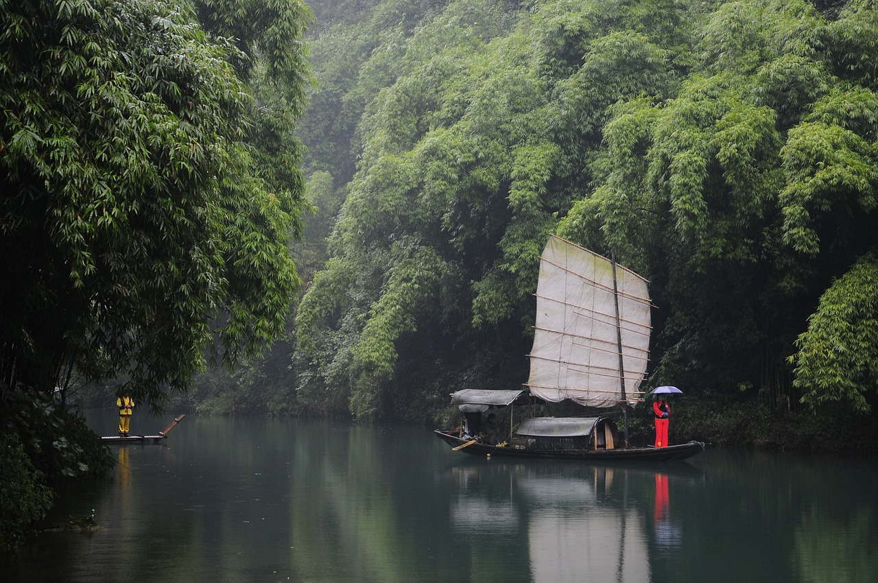 Yangtze River, China – 2