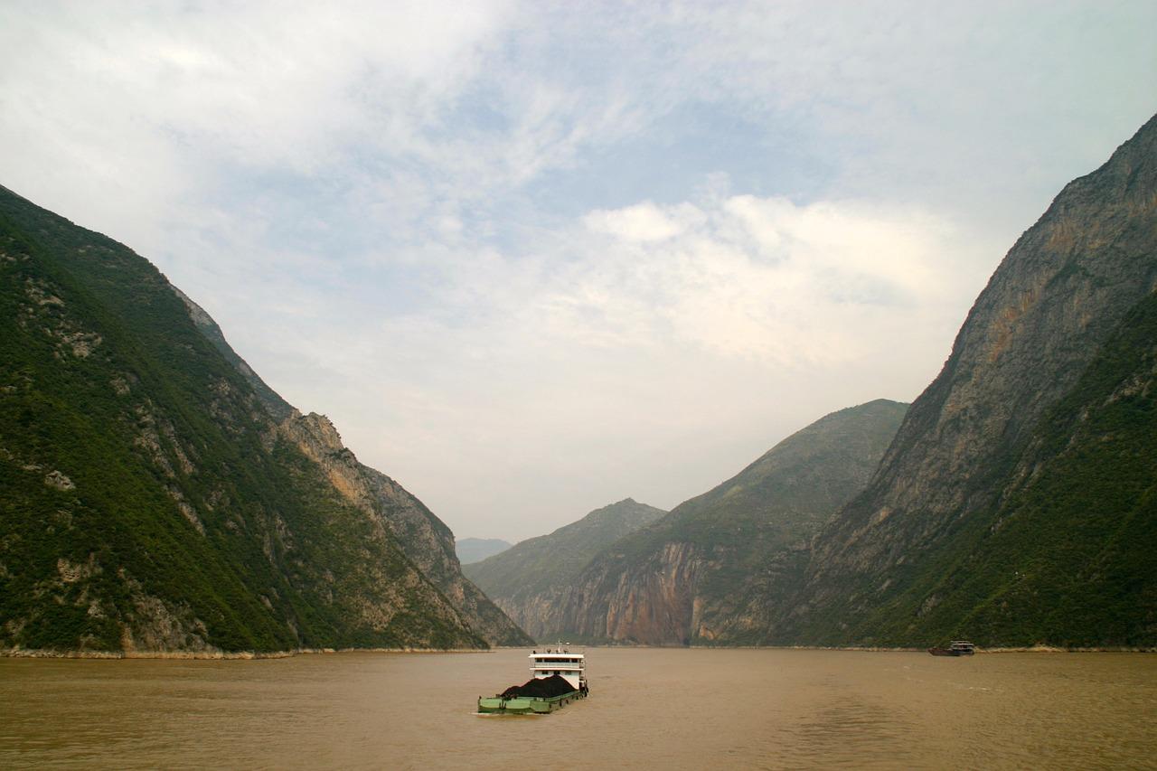 Yangtze River, China – 4