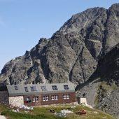 Zbojnícka chata, Tatra mountains, Slovakia