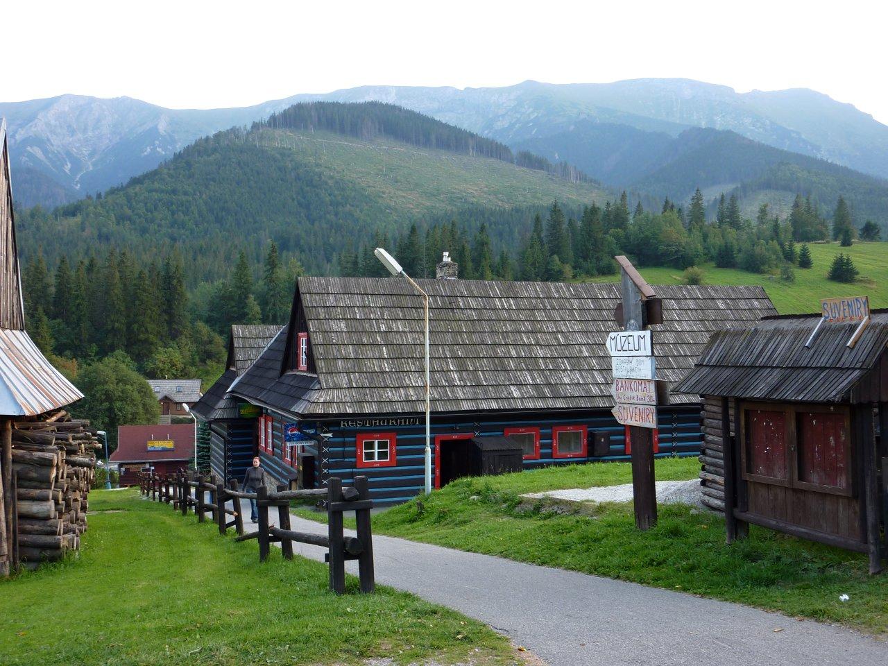 Ždiar, Tatra mountains, Slovakia
