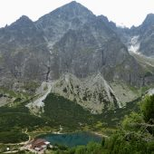 Zelené Pleso, Tatra mountains, Slovakia - 2