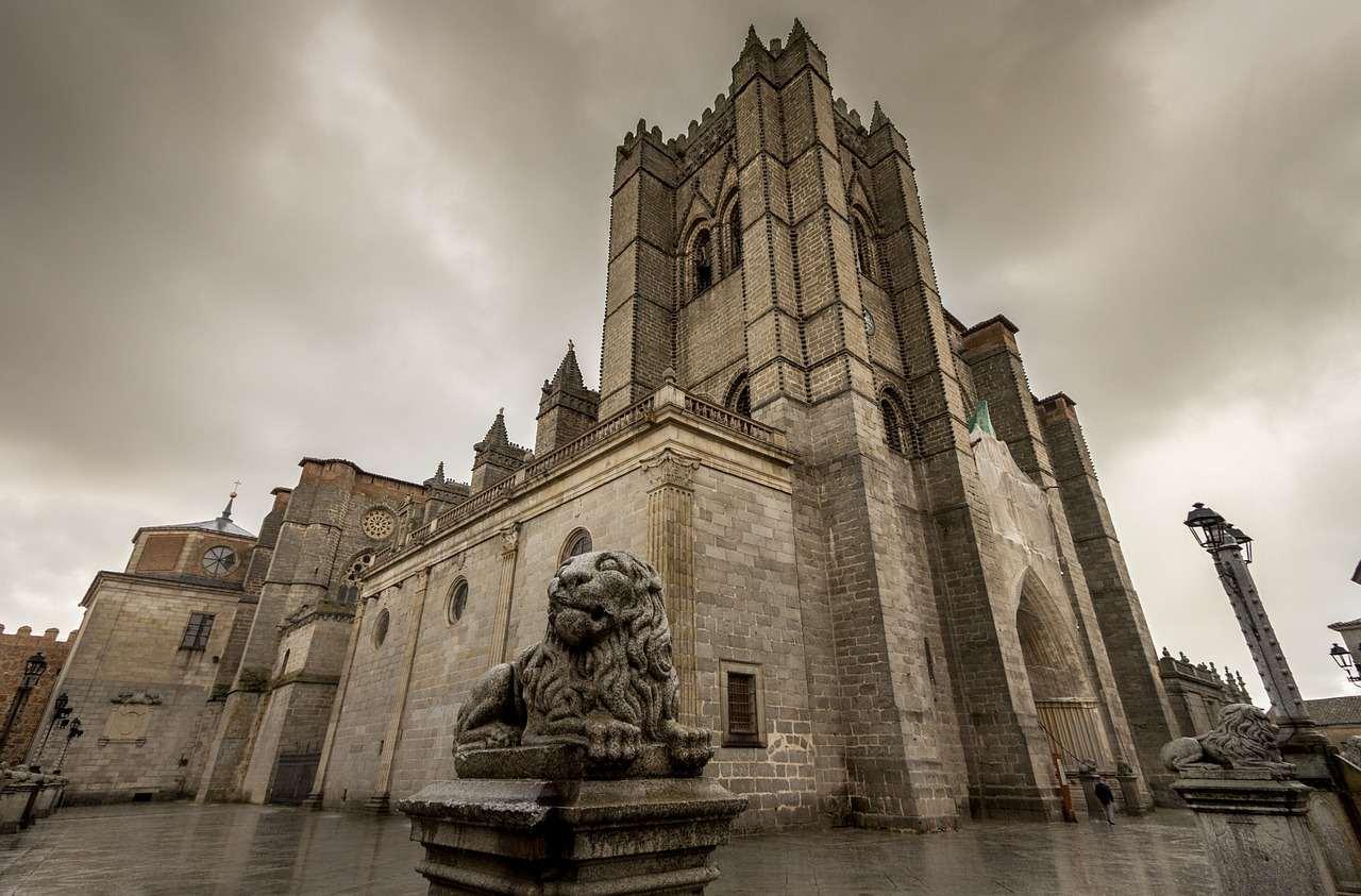 Ávila Cathedral, Spain