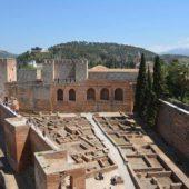 Alcazaba, Malaga, Spain