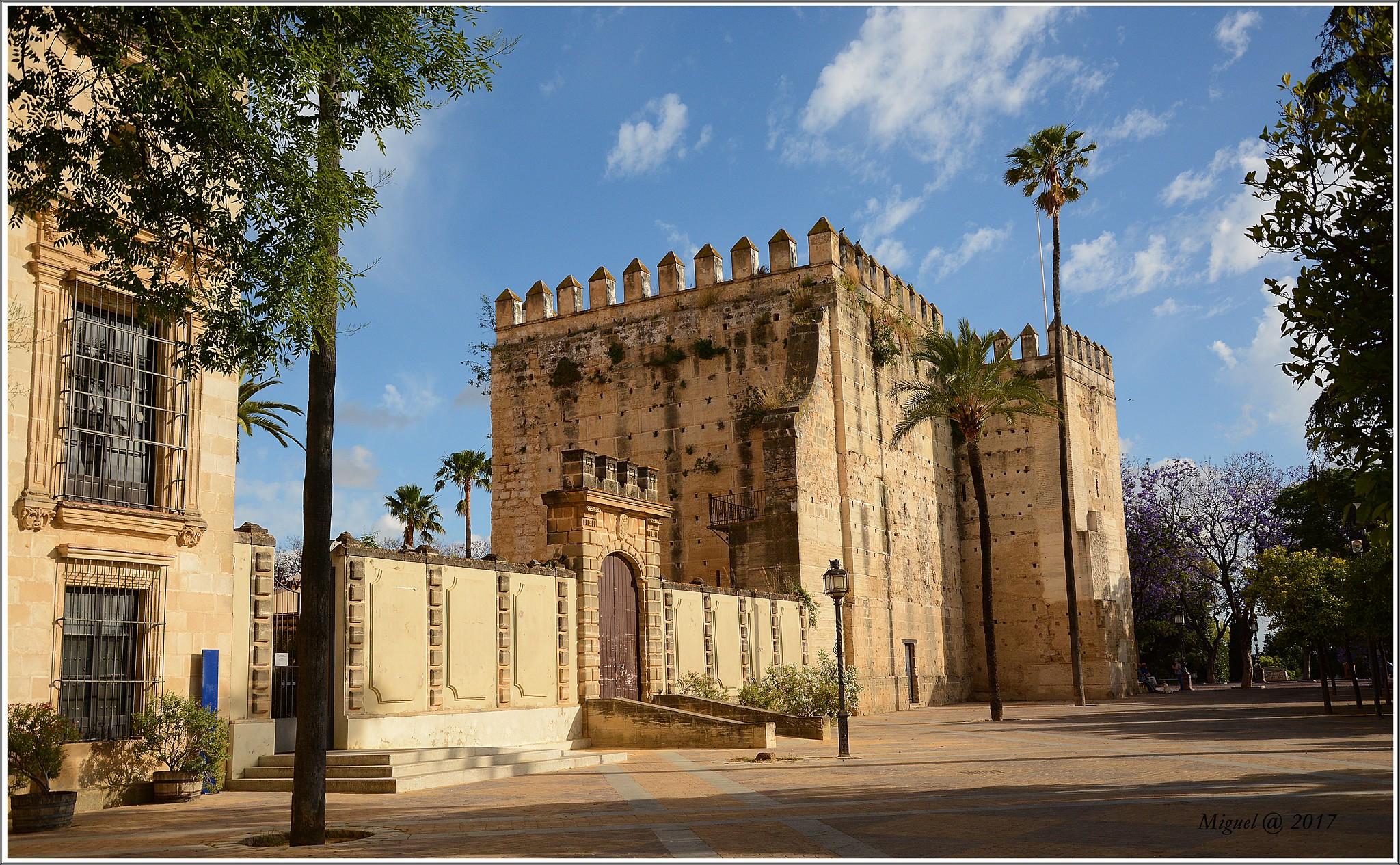 Alcázar of Jerez de la Frontera, Spain