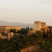 Alhambra, Cities in Spain