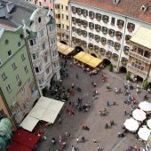 Altstadt Innsbruck, Best Places to Visit in Austria