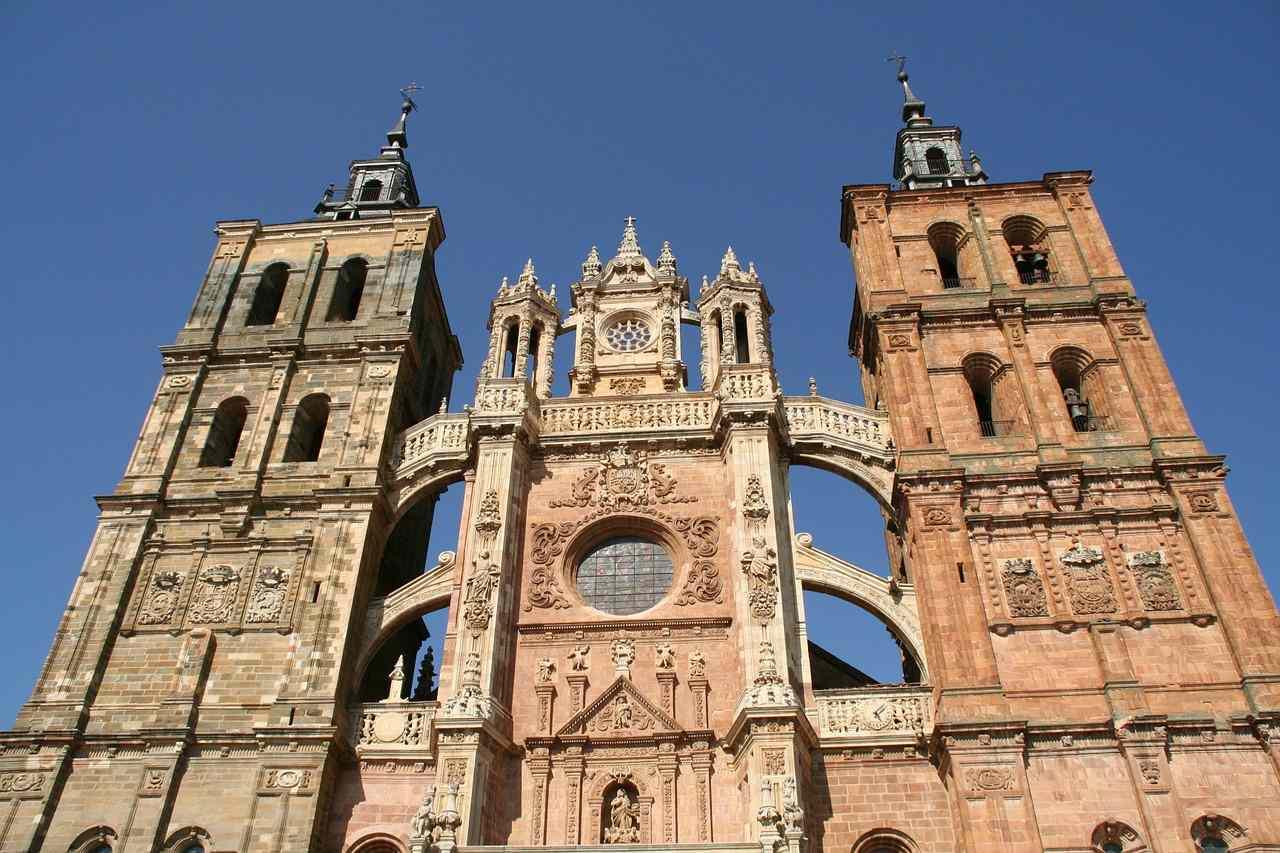 Astorga Cathedral, Spain