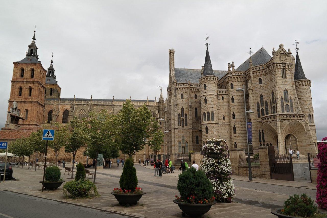 Astorga, Cities in Spain