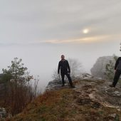 Atop of the Rocky town Drevenik, Nature reserve, Best places to visit in Slovakia