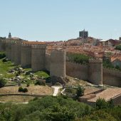 Ávila, Cities in Spain