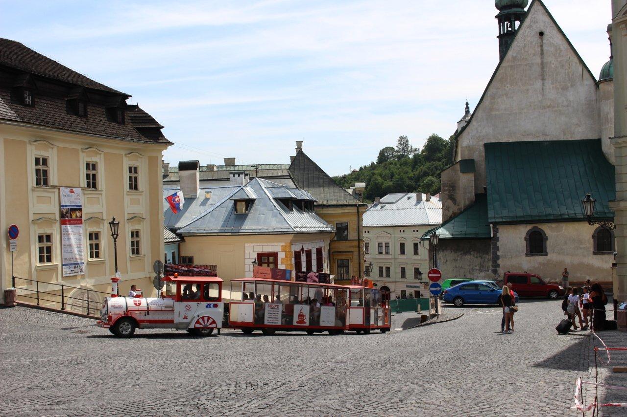 Banská Štiavnica, Best places to visit in Slovakia – 4