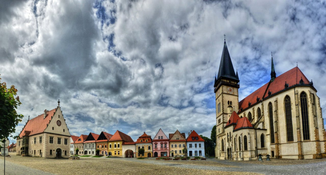 Bardejov, Best places to visit in Slovakia