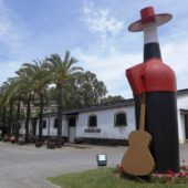 Bodega Tio Pepe, Frontera, Spain