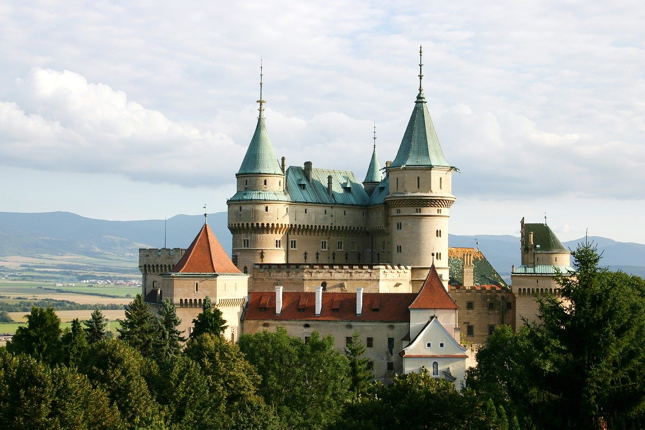 Bojnice Castle, Best places to visit in Slovakia