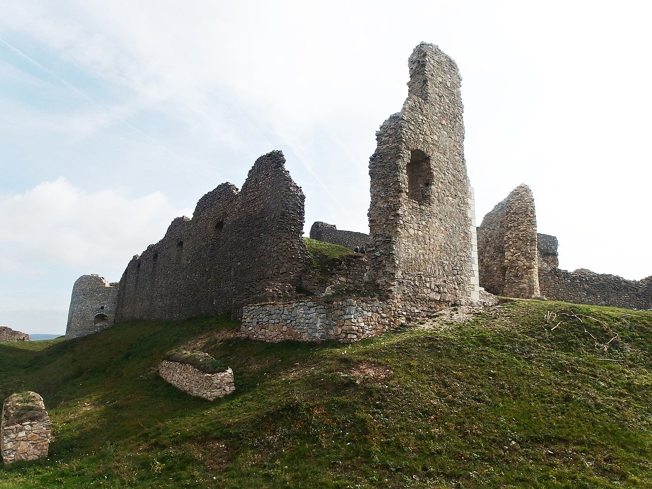 Branc Castle, Best places to visit in Slovakia