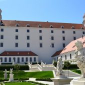 Bratislava Castle, Best places to visit in Slovakia