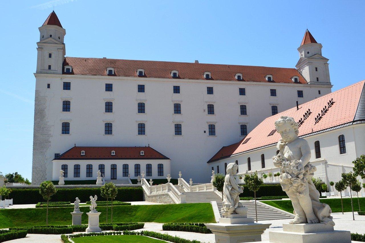 Bratislava Castle, Best places to visit in Slovakia