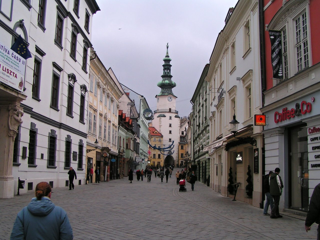 Bratislava, Best places to visit in Slovakia