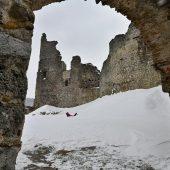 Brekov castle, Eastern Slovakia 1