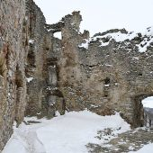 Brekov castle, Eastern Slovakia 2