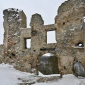 Brekov castle, Eastern Slovakia 3