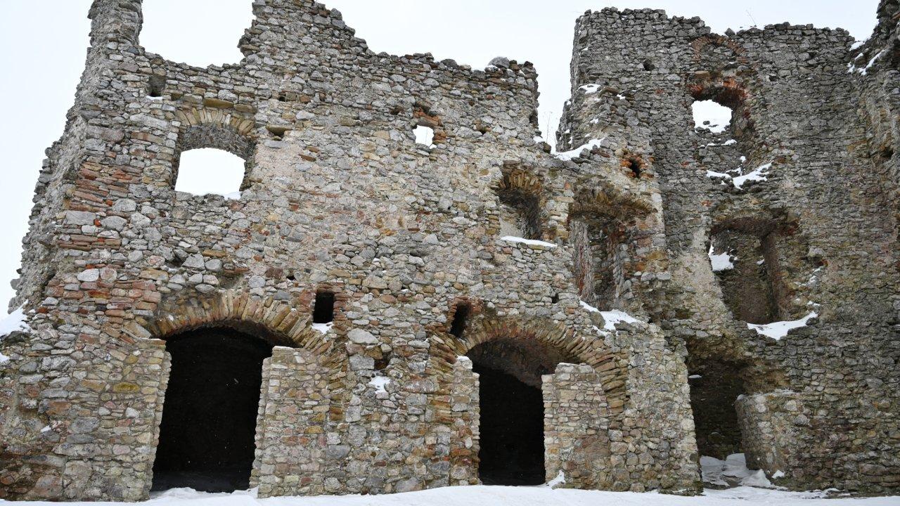 Brekov castle, Eastern Slovakia 5
