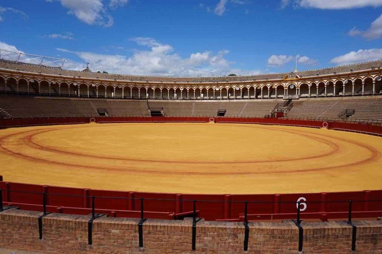 Bullring, Seville, Spain