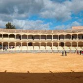 Bullring of the Royal Cavalry of Ronda, Spain