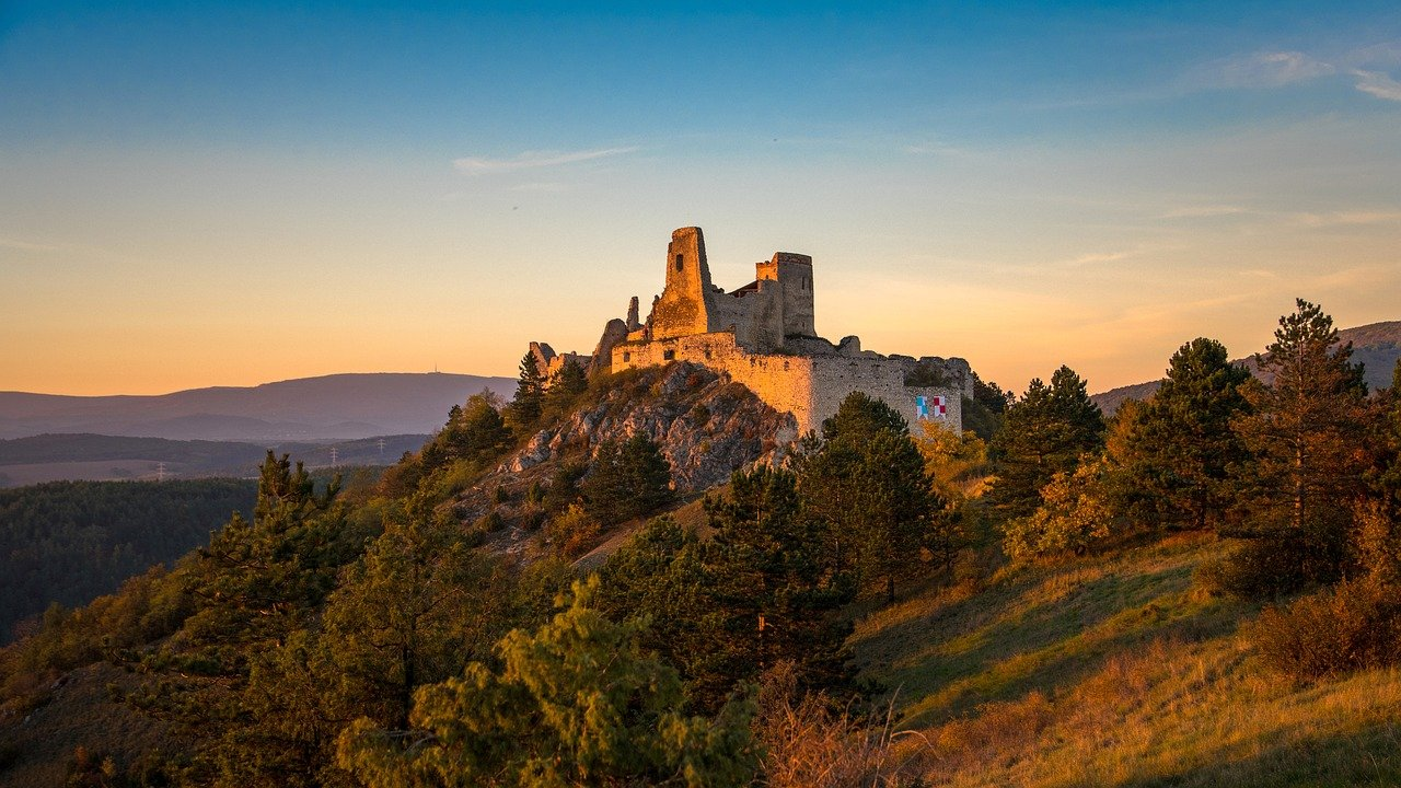 Cachtice Castle, Best places to visit in Slovakia