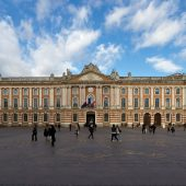Capitole de Toulouse, cities in France