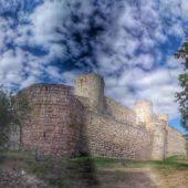 Castillo de Burgos, Spain