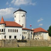 Castle Budatín, Best places to visit in Slovakia
