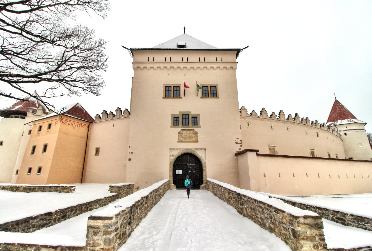 Castle in Kezmarok, Best places to visit in Slovakia