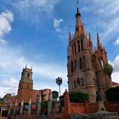 Cathedral San Miguel de Allende, Visit Mexico